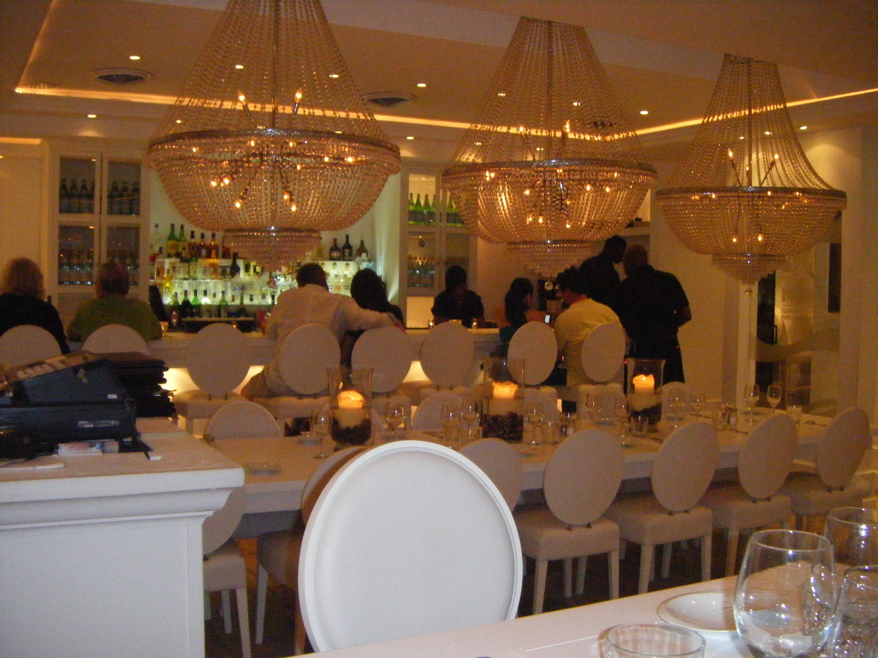 big fish restaurant dawn beach st. martinlove, love the decor