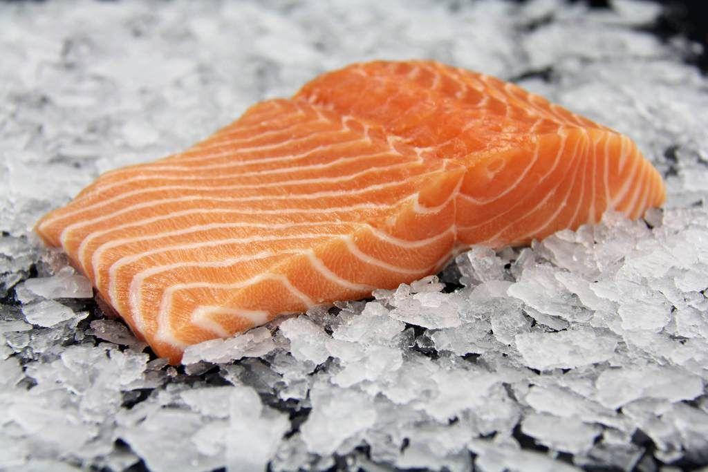 Sashimi Grade Salmon (Sake) Fillet, Faroe Islands Farmed