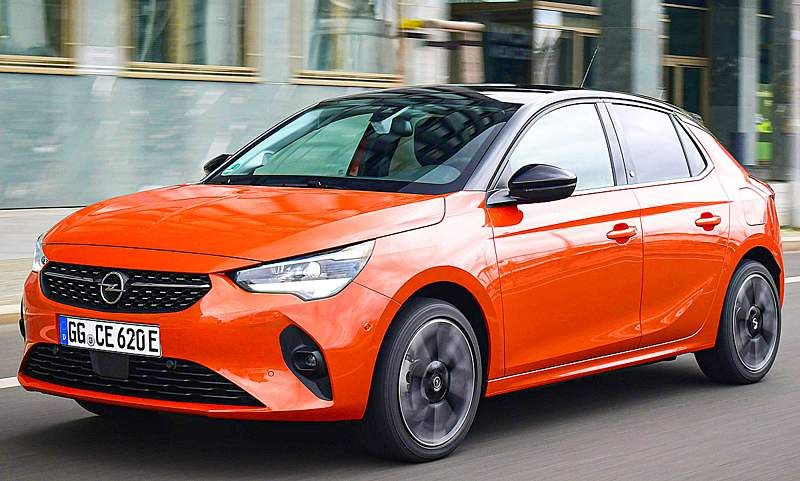 So Fahrt Sich Der Elektrische Opel Corsa In 2020 Opel Corsa Elektro Motor Kleinwagen