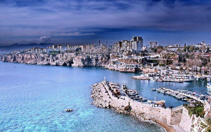السياحة في مدينة انطاليا Antalya New York Skyline Outdoor