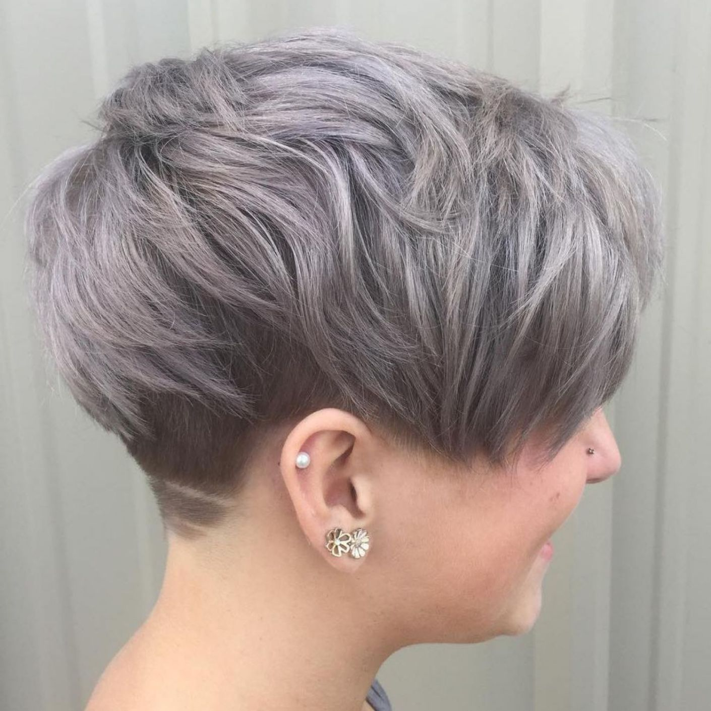 50 Super Cute Looks With Short Hairstyles For Round Faces Short Hair Styles For Round Faces Short Hair Styles Hairstyles For Round Faces