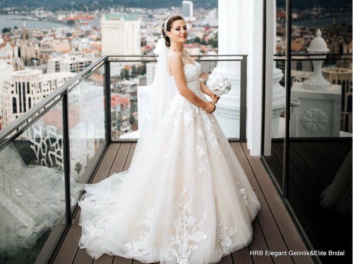 Elite wedding dresses   Özel Dikim Gelinlik  HRB Elegant Gelinlik  Pinterest