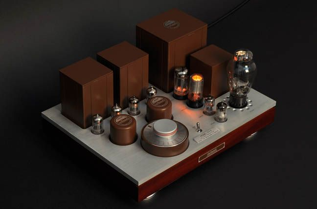 New Separates from Line Magnetic    - AudioKarma org Home Audio