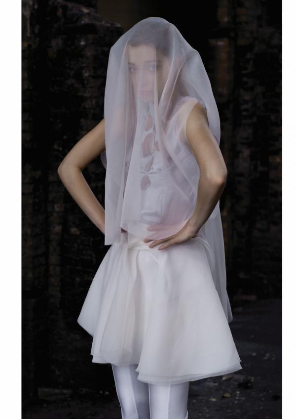 fragility in cloth, so amazing | Karolina Piech,  Royal Academy of Fine Arts, Antwerp,  Master student