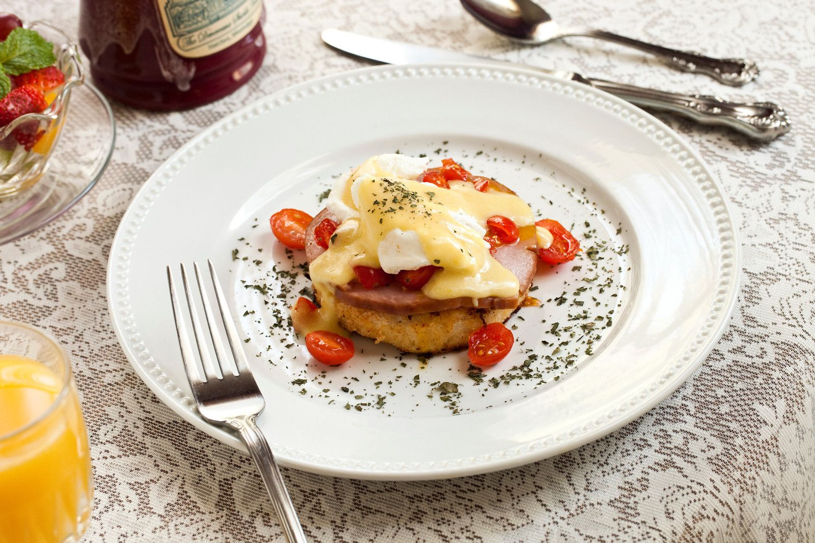 Enjoy a full southern breakfast each morning at our
