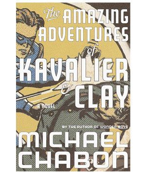 The Amazing Adventures of Kavalier & Clay by Michael Chabon    Have always wanted to reach this and it's finally on audible.com