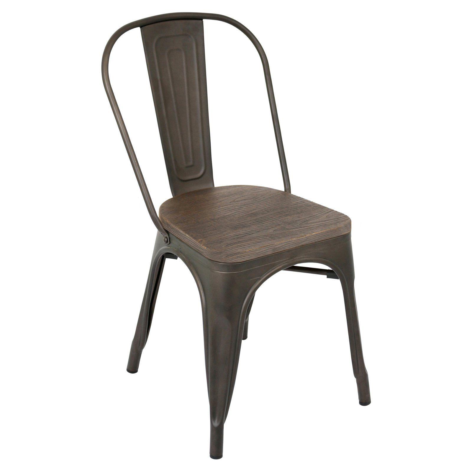 Lumisource Oregon Dining Chairs Set Of 2