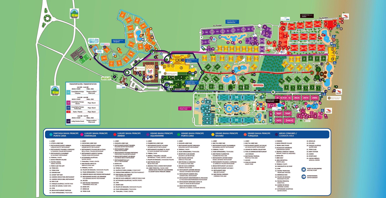Resort Map | Bahia Principe Complex | Punta Cana, D.R. ... on map of dubai shopping, map of mazatlan shopping, map of beijing shopping, map of nashville shopping, map of bangkok shopping, map of riviera maya shopping, map of cozumel shopping, map of berlin shopping, map of freeport shopping,