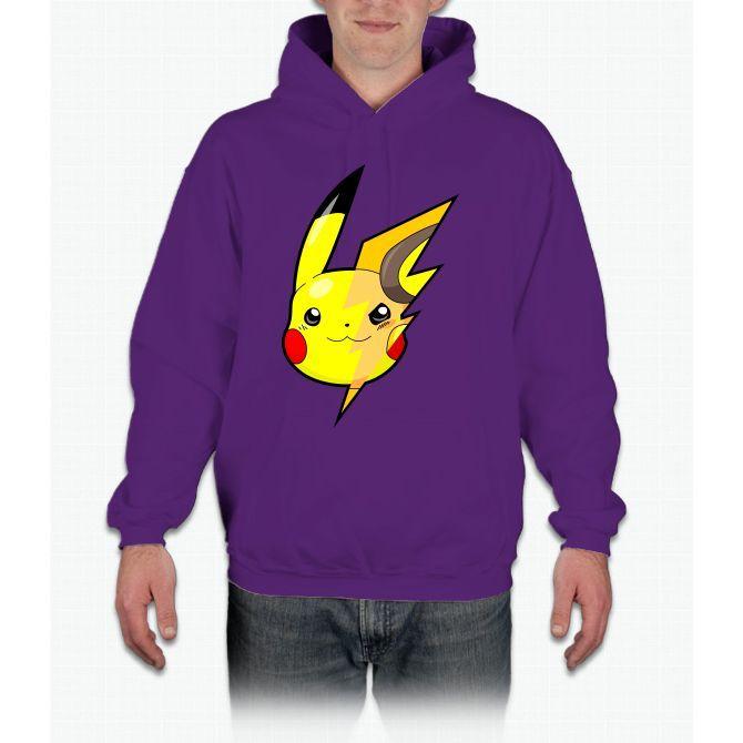 Pikavolve Pikachu Hoodie