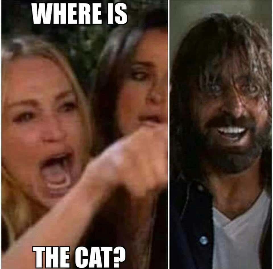 Boondock Saints Reference Saints Memes Memes Woman Yelling At Cat Memes