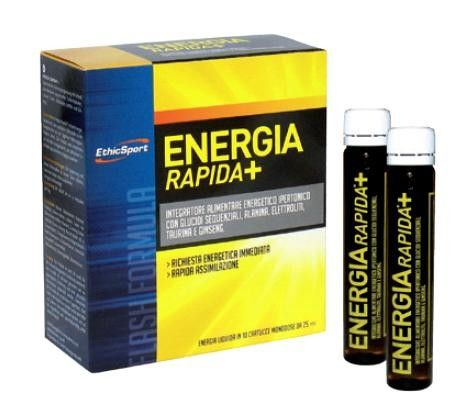 Integratore Ciclismo EthicSport Energia Rapida + - Store For Cycling