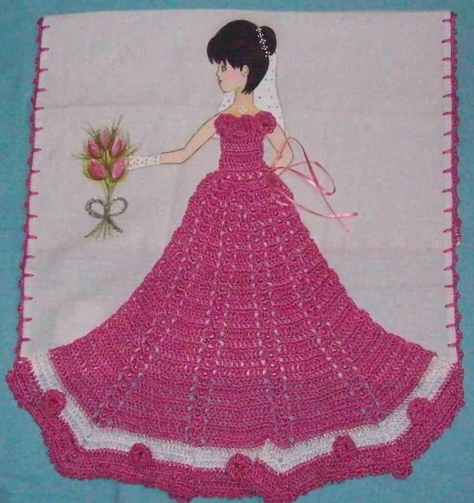Conhecido pano-prato-copa-vestido-noiva-croche-pintado-a-mo-682101  MD18