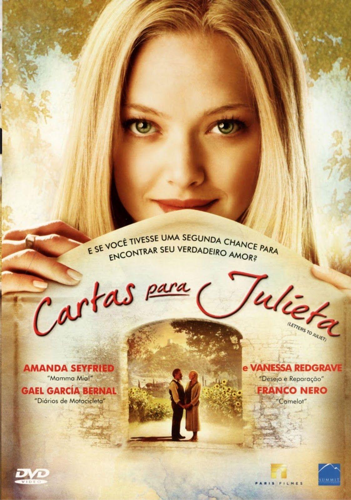 Cartas Para Julieta Cartas Para Julieta Filmes De Romance Melhores Filmes De Romance