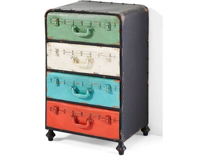 Kommode Rot Bonprix Decor Home Decor Filing Cabinet