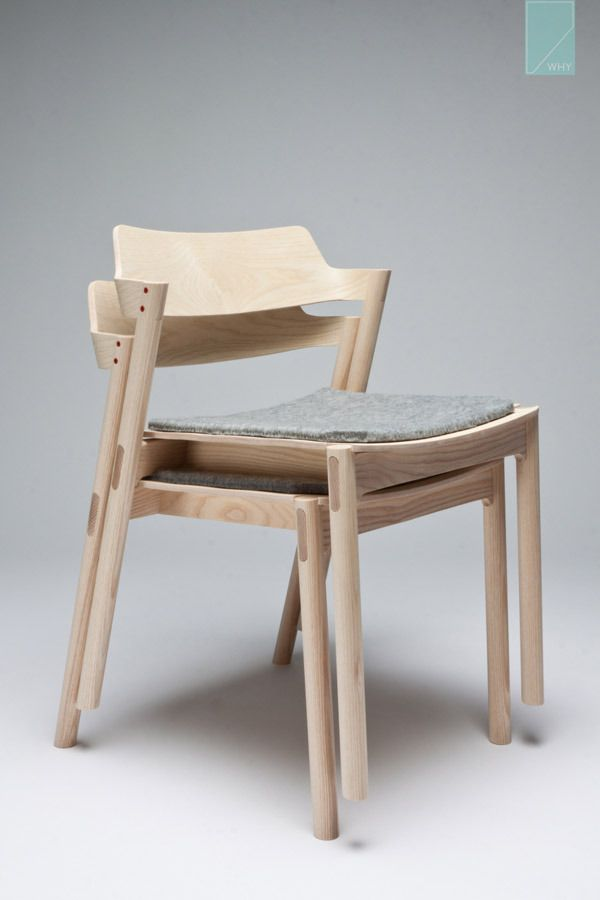 Stackable Chair By Jonah Willcox Healy Stackable Chairs
