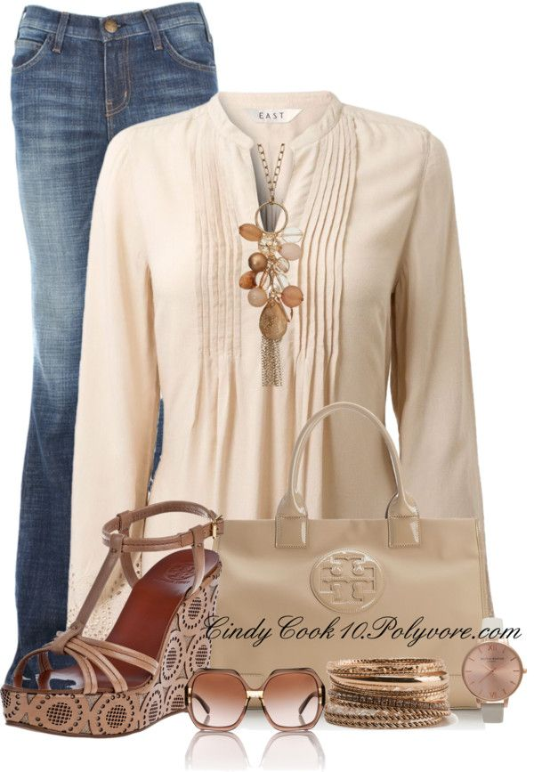 """Tory Burch"" by cindycook10 on Polyvore"