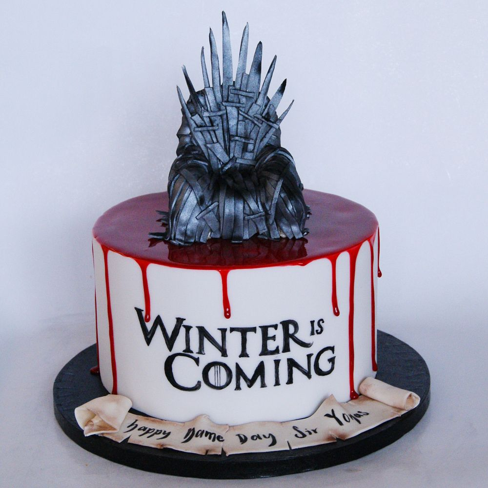 Game Of Thrones Cake Game Of Thrones Cake Game Of Thrones Party Game Of Thrones Birthday