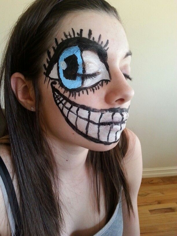 Face Painting Big Teeth Big Mouth So Fun Face Painting Halloween Face Painting Face Paint Makeup