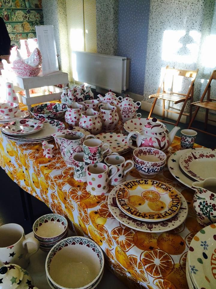Emma Bridgewater Collectors Event - Christmas Sample Sale (0312 - sample event
