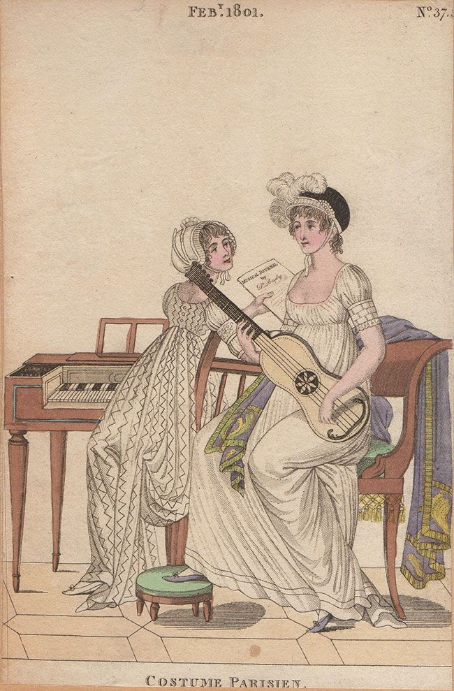 The early history of the guitar Guitar art, Guitar