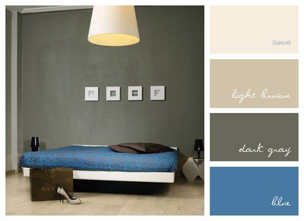 Farben Grau Blau - waitingshare.com -