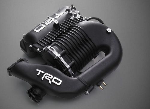 Toyota Trd Supercharger For The Tacoma