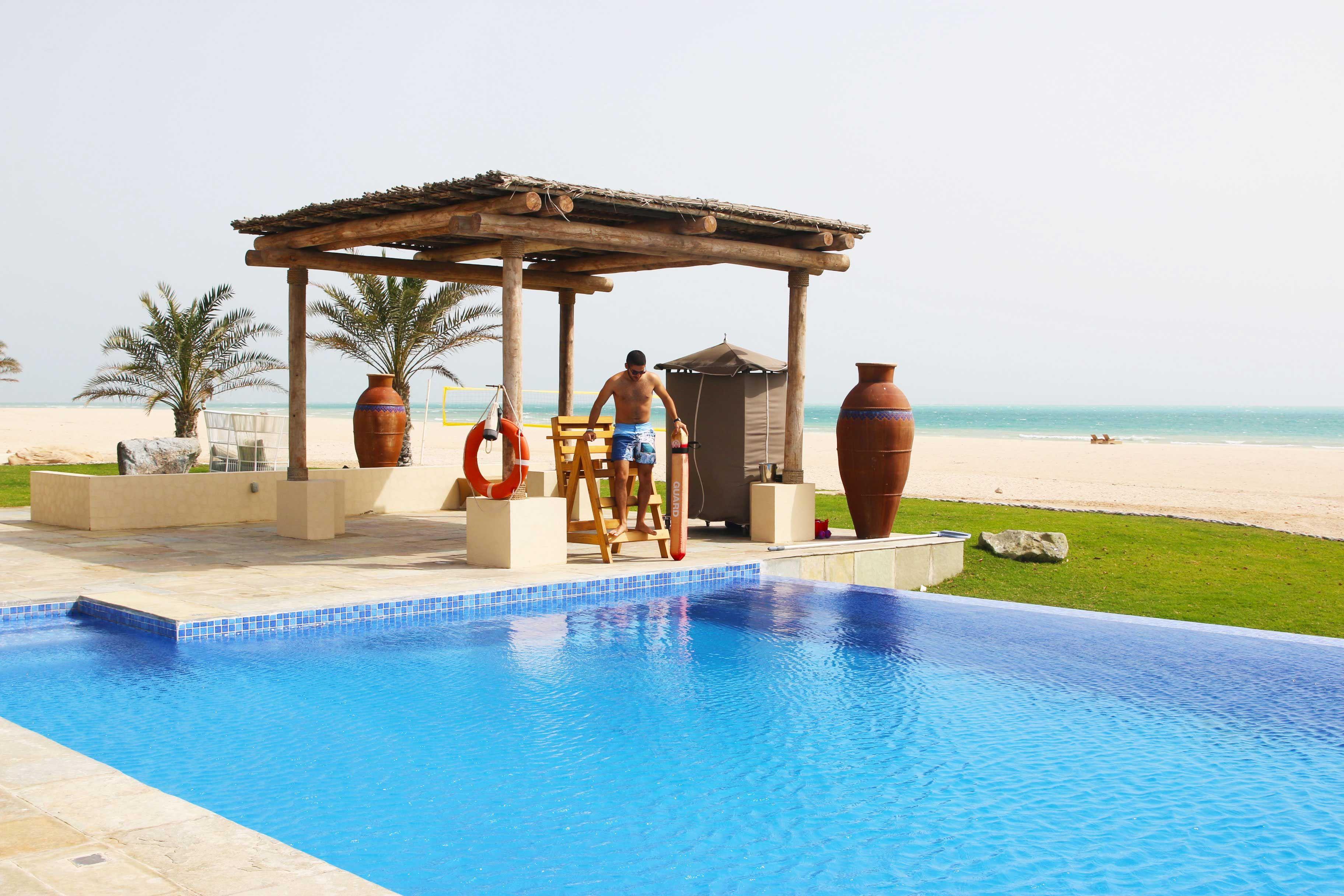Anantara Al Yamm Resort Sir Bani Yas Island Smf Resort Villa Resort Outdoor Pool
