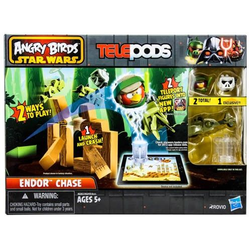 Angry Birds Star Wars Endor Chase Telepods Toyzoo Com Star