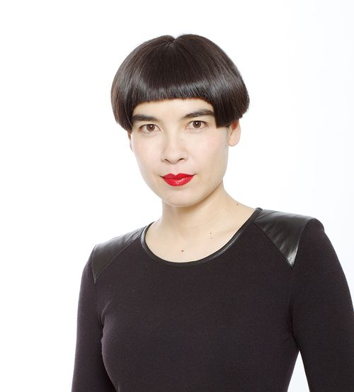 About Drue Kataoka short haircuts en 2019