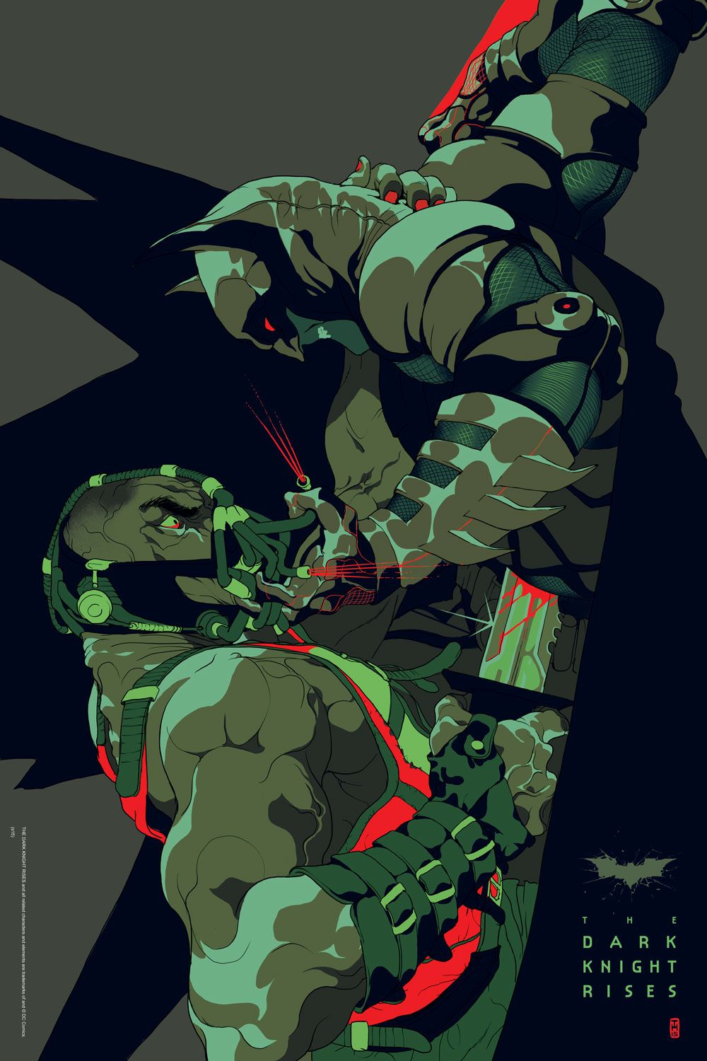 tomer hanuka dark knight rises movie poster jpg times  tomer hanuka dark knight rises movie poster 2016