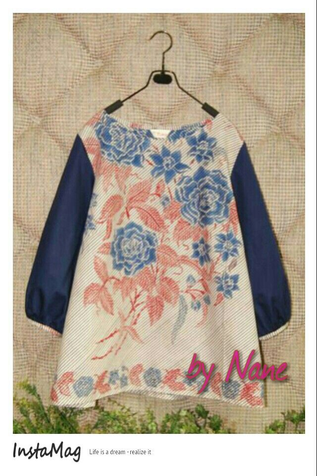 Blouse Batik Encim 42
