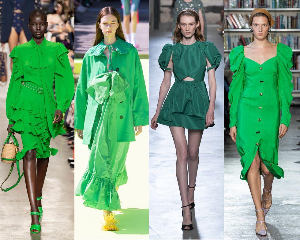 「2020春夏トレンド カラー paris collection」の画像検索結果