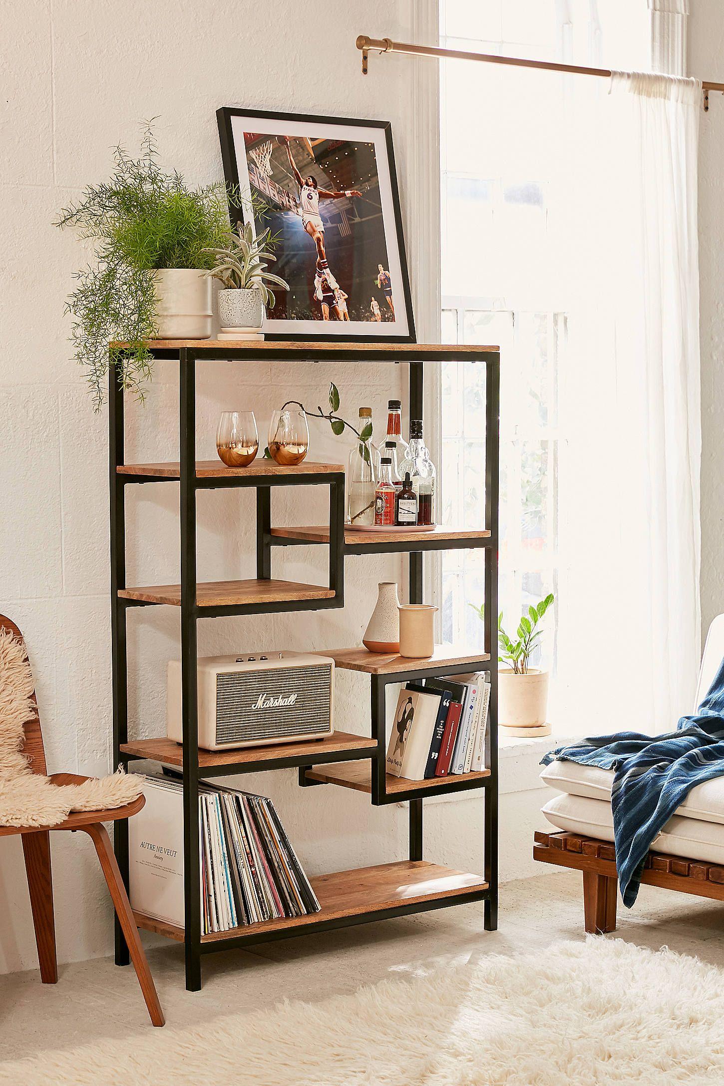 Storage Shelf Living Room Shelves