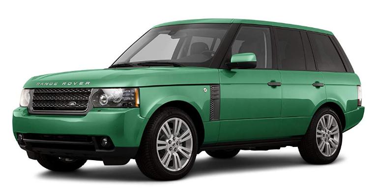 2011 Land Rover Range Rover SC, 4Wheel Drive 4Door