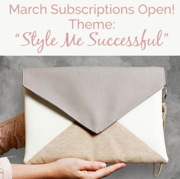 March 2016 Covet Crate Spoiler & 25% off coupon!! The Homespun Chics