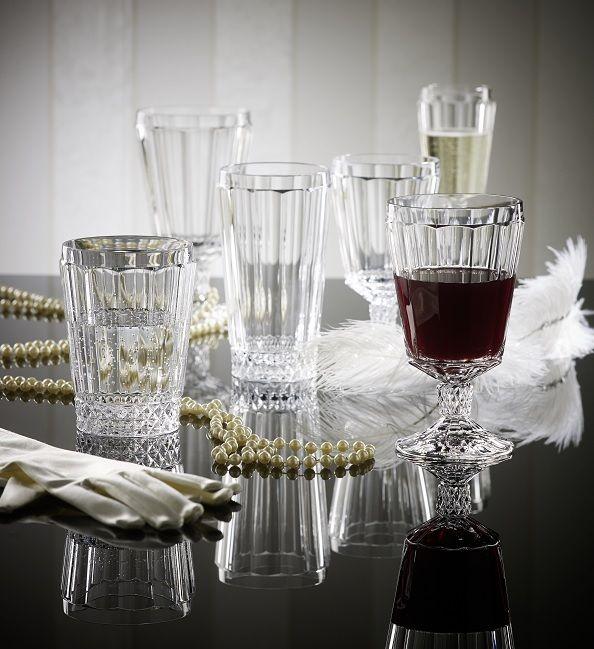 Ποτήρια Charleston, Villeroy&Boch | Παρουσίαση | http://www.parousiasi.gr/?s=charleston&submit.x=0&submit.y=0&post_type=product