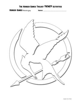 mockingjay pin png 10 free Cliparts | Download images on ... |Hunger Games Mockingjay Pin Outline
