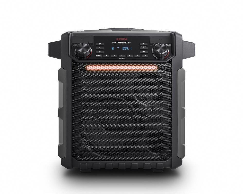 Big speakers bluetooth wireless audiomobil