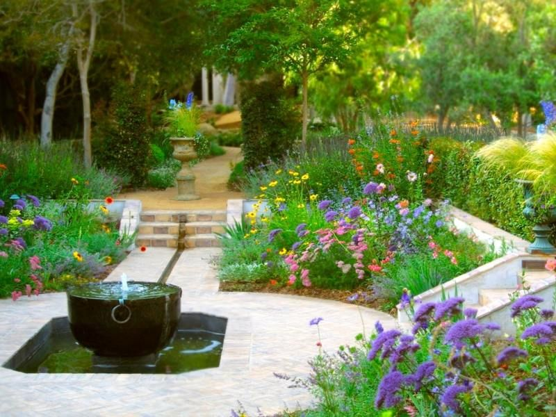 Superior Die Schöne Gartengestaltung Braucht Sorgfältige Planung Und  Online Recherche.Sehen Sie Sich Die 107 Bilder Und Ideen Zur  Gartengestaltung An, Die Wir Zusa