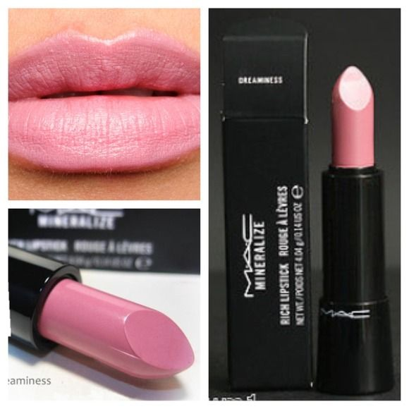 Mac | Lipstick in Raspberry Swirl - Paperblog |Light Pink Lipstick Mac