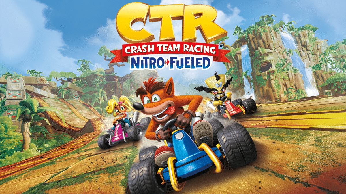 IGN handson Crash Team Racing Nitro Fueled Nintendo