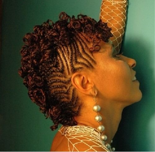 Braided Mohawk Hairstyles spectacular mohawk braided hairstyles ideas with mohawk braided hairstyles How To Create And Style Flat Braided Mohawk Hairstyles For Black Women To Begin Start With