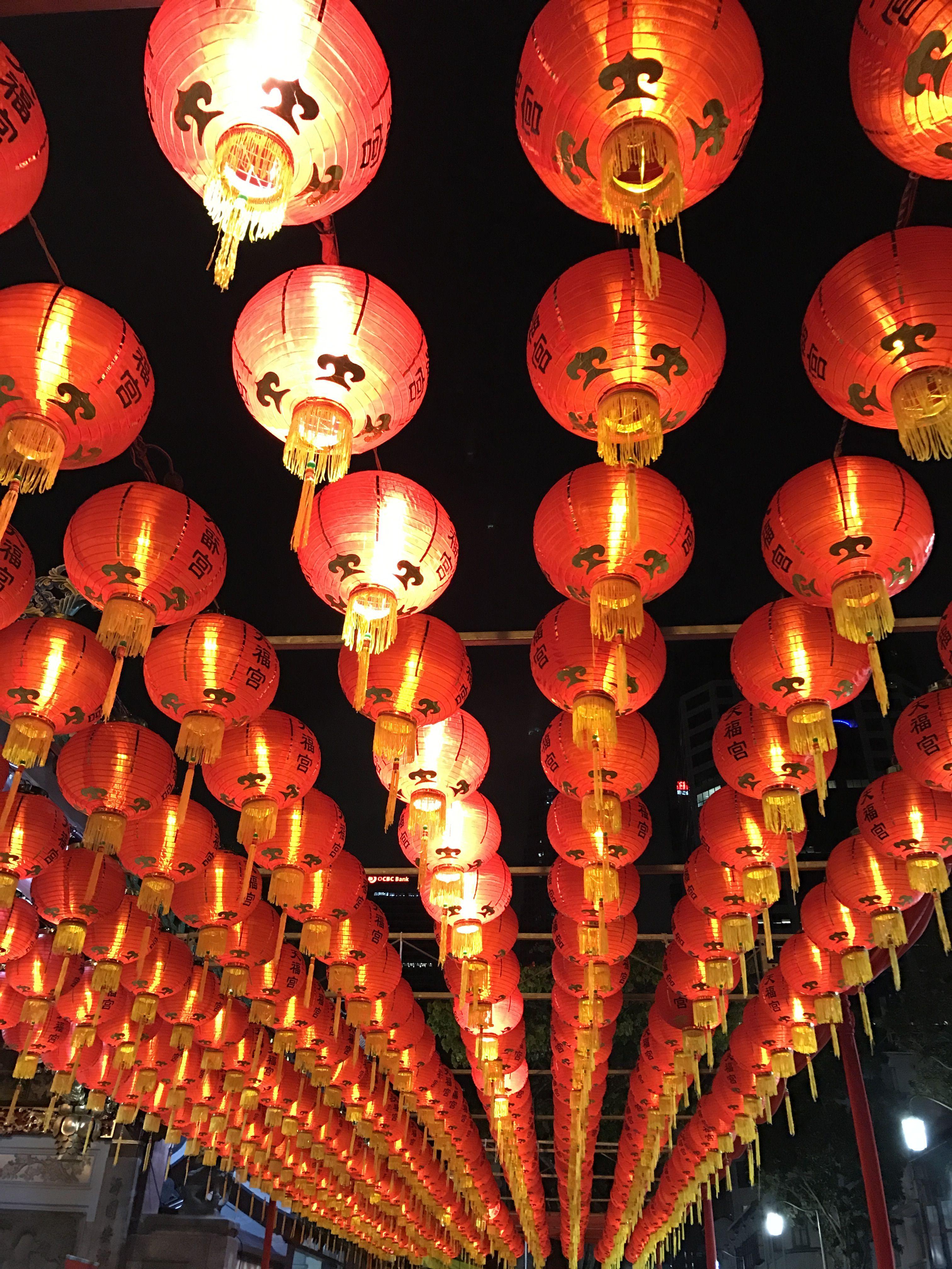 Chinese New Year 2017 in Telok Ayer Street food, Food