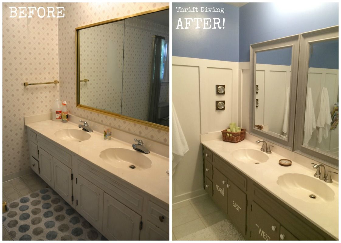 Bathroom Expansion Before And After   Google Search