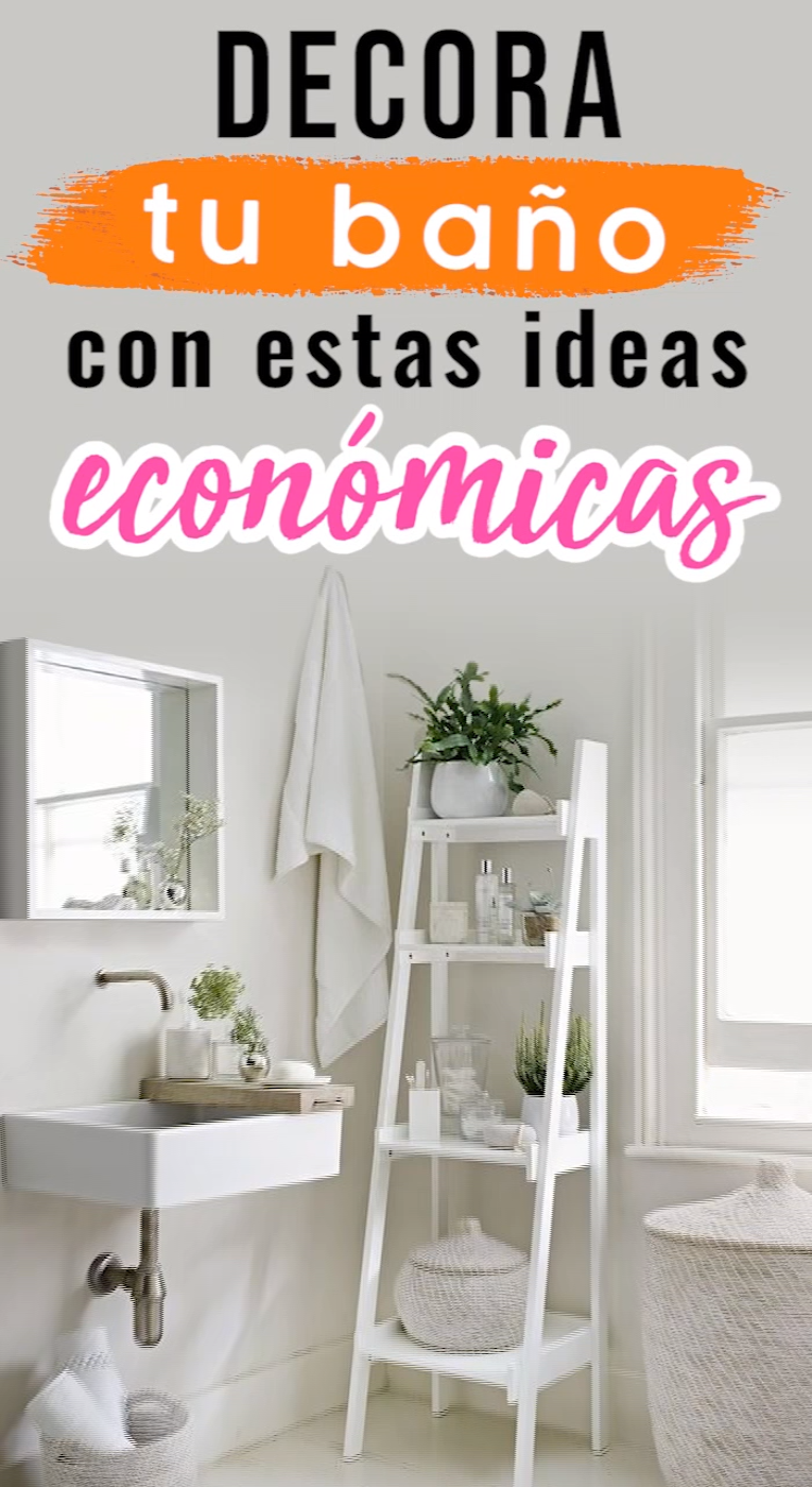 Photo of ¡Decora tu baño con ideas económicas!