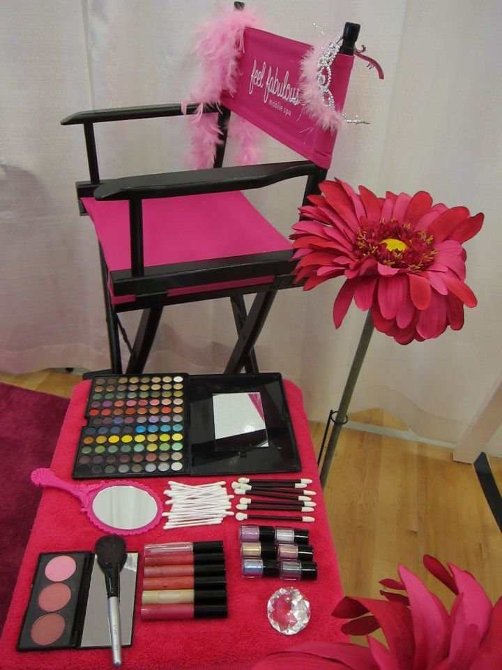Mobile Spa Parties For Girls Mobile Spa Spa
