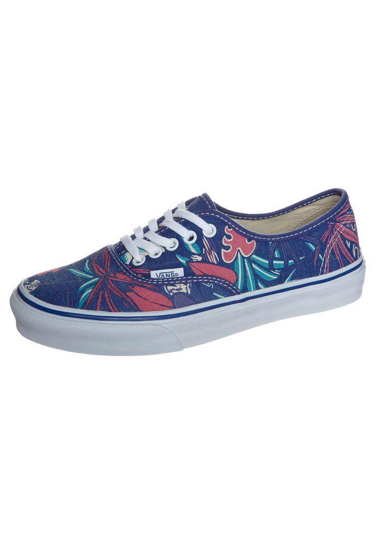 6ac7dbc1d2 Vans - AUTHENTIC SLIM - Sneaker - blue parrot (van doren)