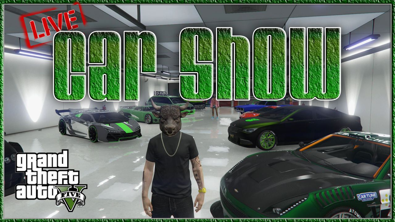 Gta 5 Online Car Show Cars Races And More Http Onlinetoughguys