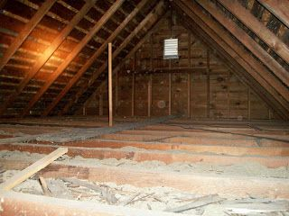This New Old House Attic Insulation Removal Home Insulation Attic Insulation Removal