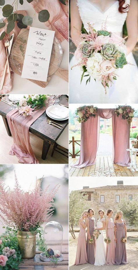 Meine Hochzeit In 2018 Setzen Sie Auf Die Pastellfarben Hochzeit